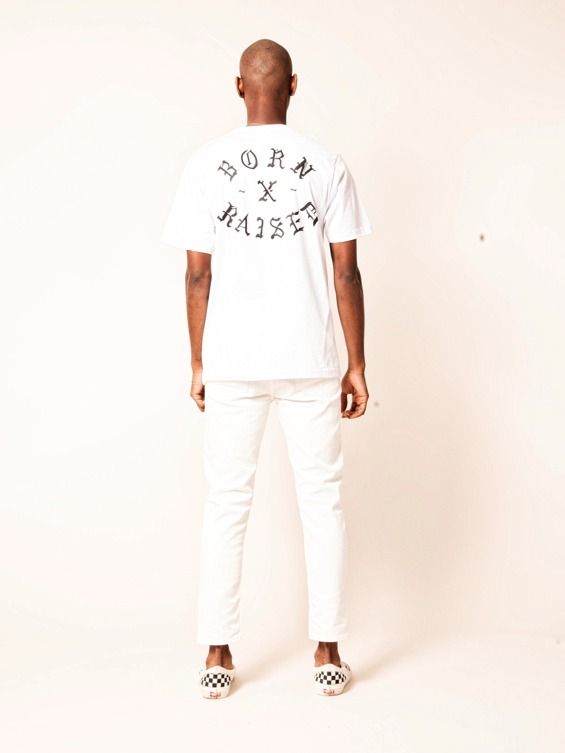 White Snooty T-Shirt 4