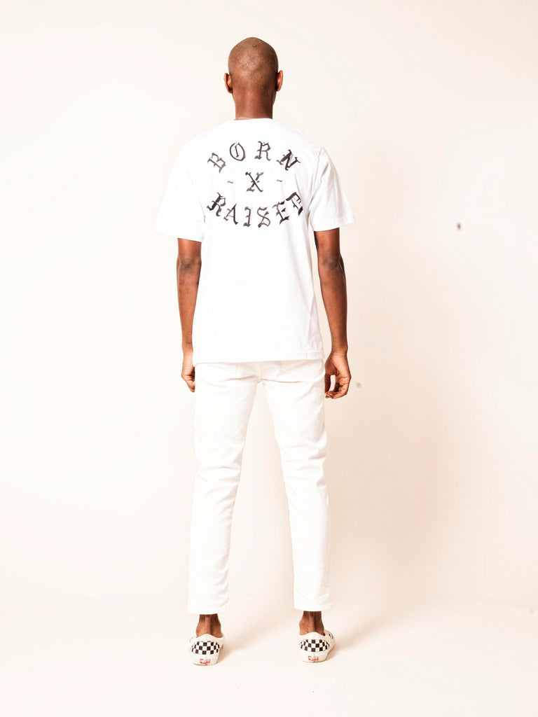 White Snooty T-Shirt 4771894116361