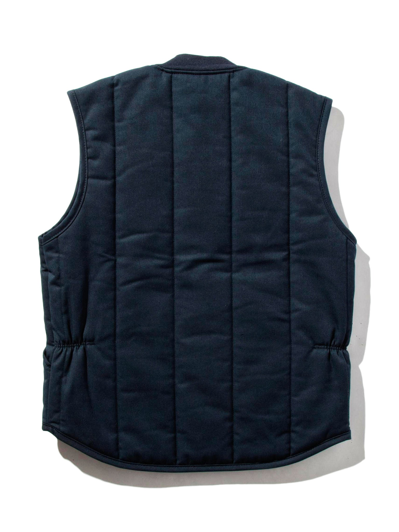 Quilted Gas Station Vest