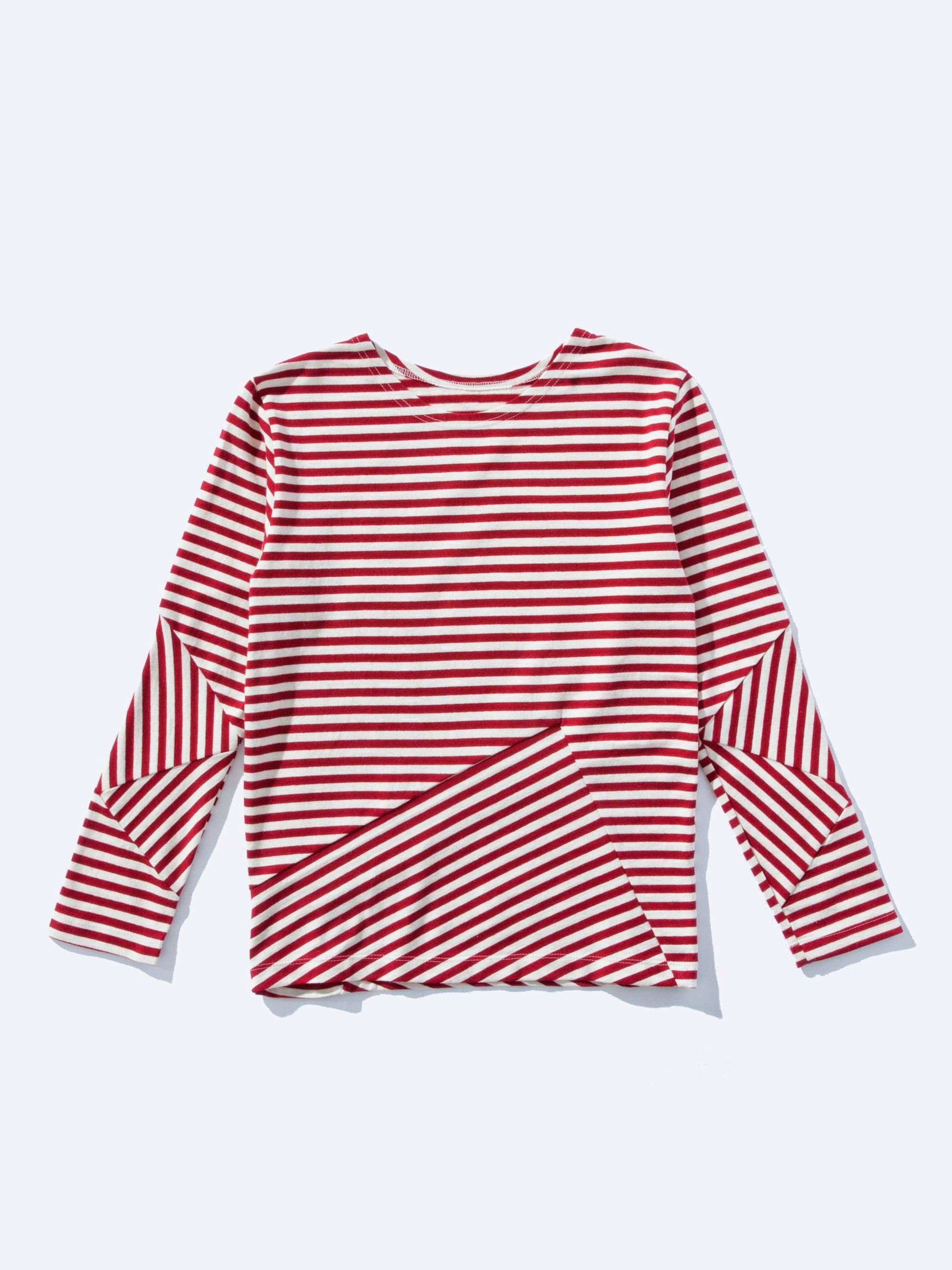 Stripes/Red Stripes L/S T-Shirt 1