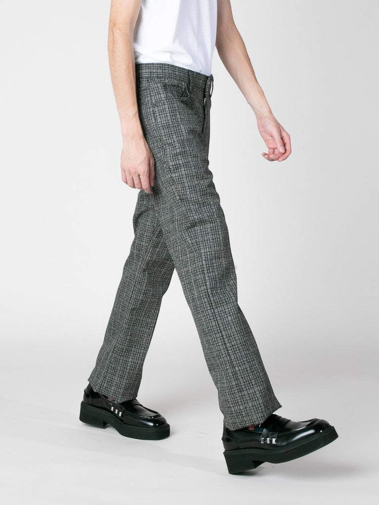 Charcoal Woven Trousers 513570298871885