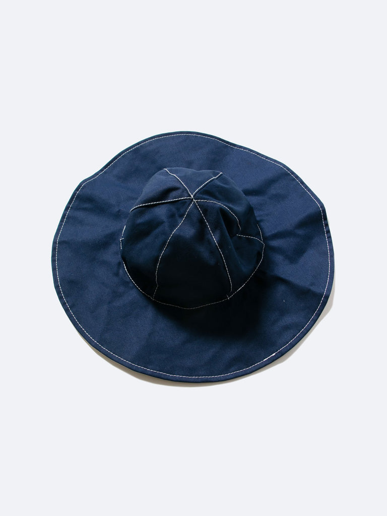 Reversible Wide Brim Hat