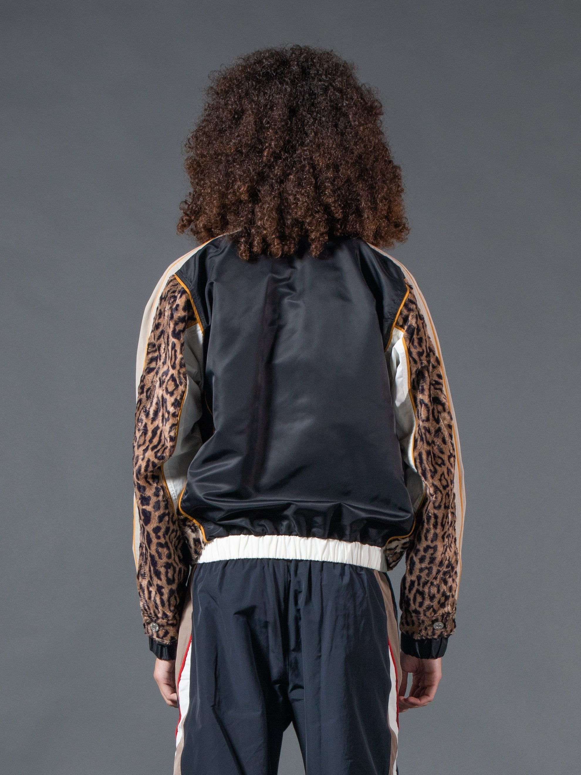Light Leo Hybrid Track Jacket 6