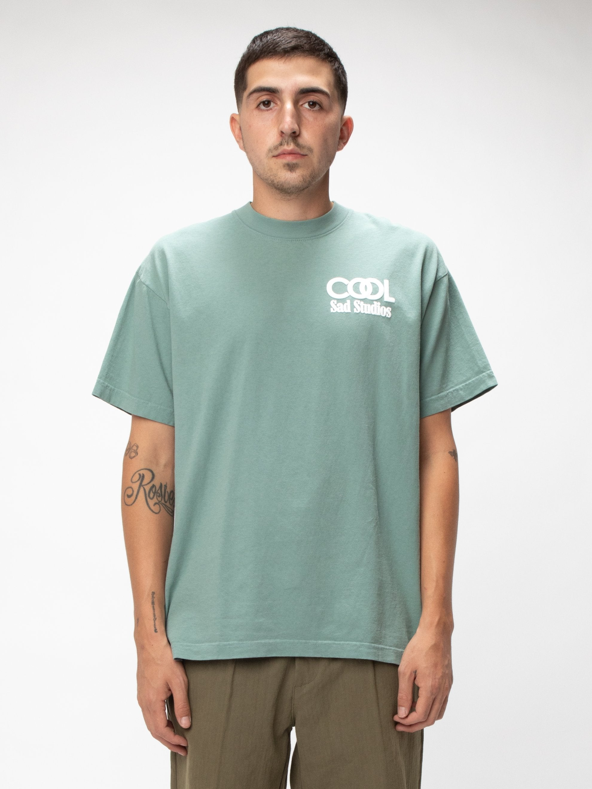 Atlantic Green Cruel World Tee 3
