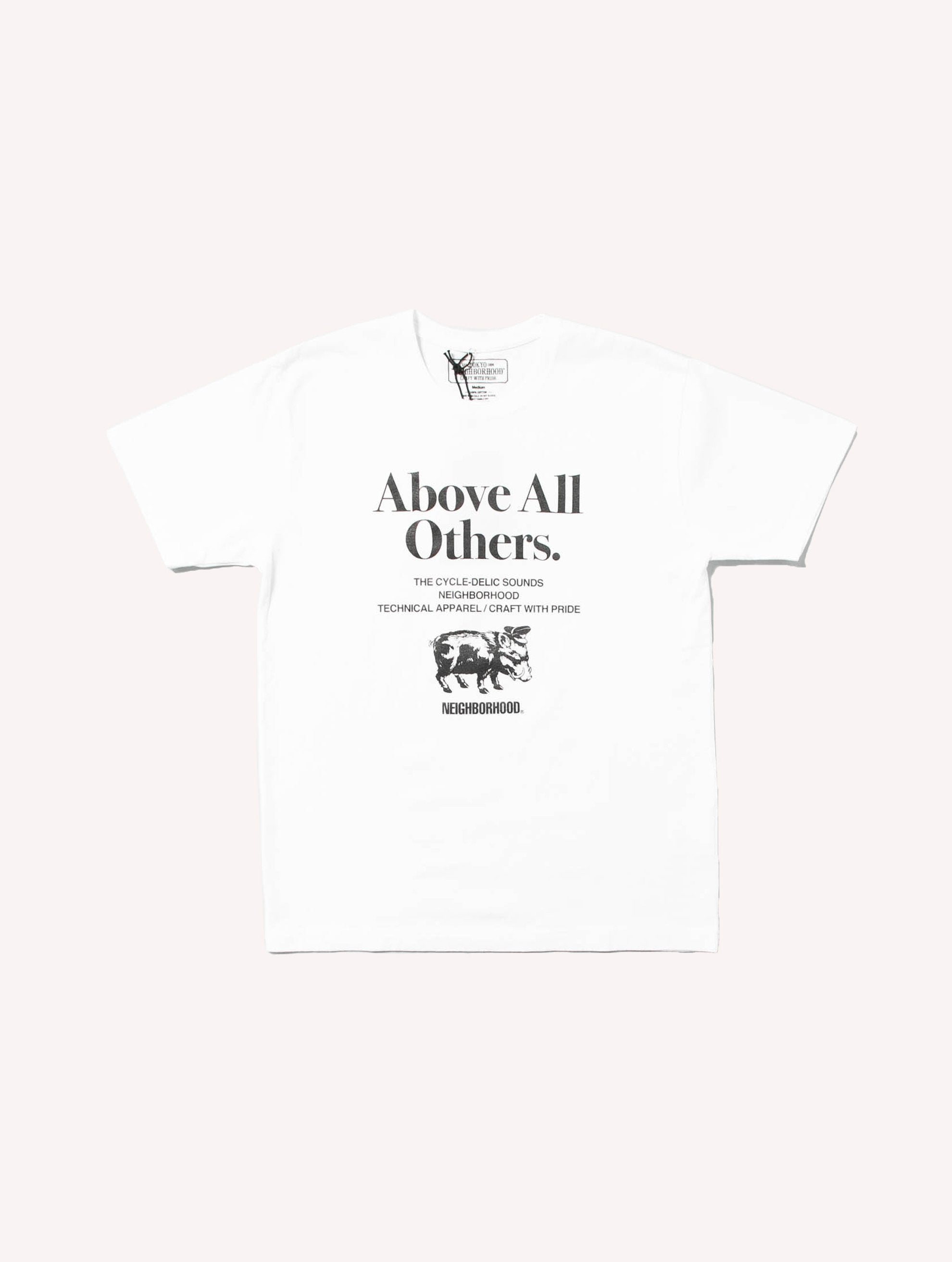 White Above All Others / C-Tee 1