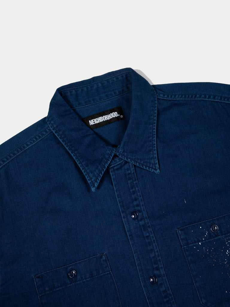 Indigo Work / C-Shirt LS15696183361613