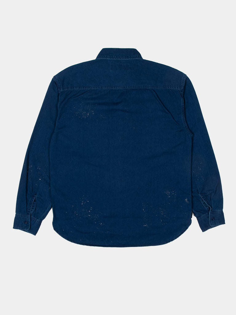 Indigo Work / C-Shirt LS15696183296077