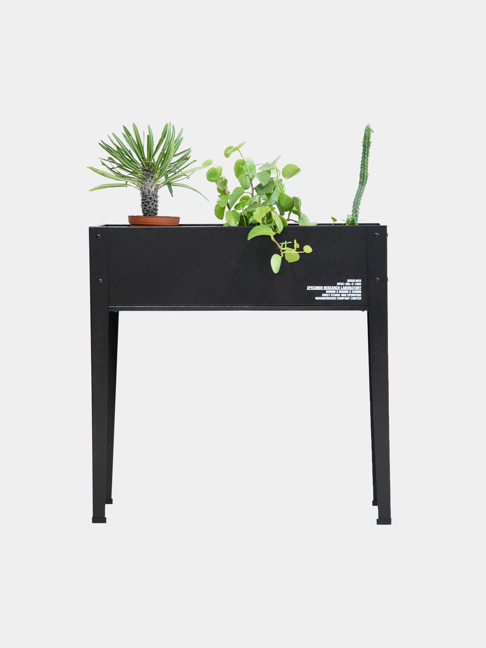 Black SRL Garden Bed / S - Cabinet 1