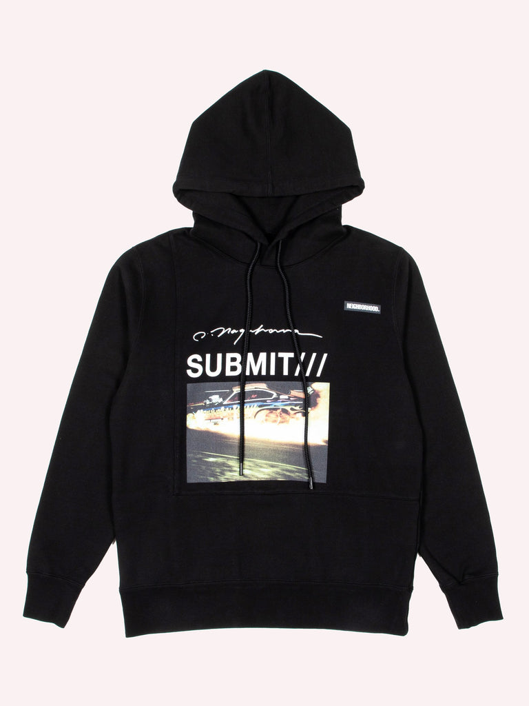 NHON . Submit / C-Hooded . LS