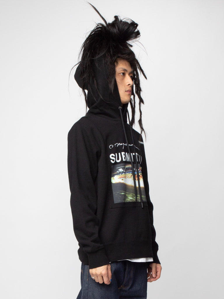 Black NHON . Submit / C-Hooded . LS 414286774075469