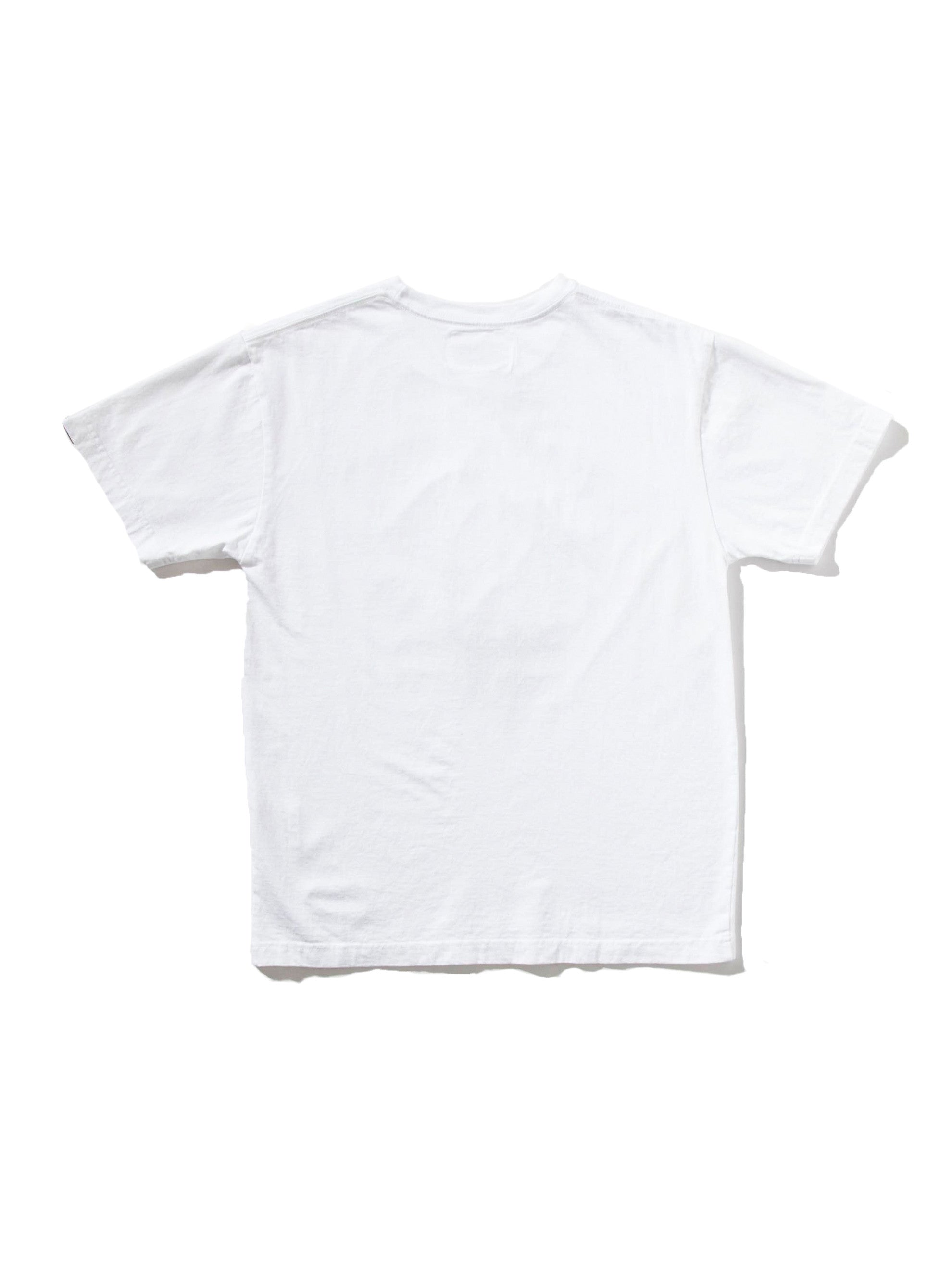 White Metal Up T-Shirt 7