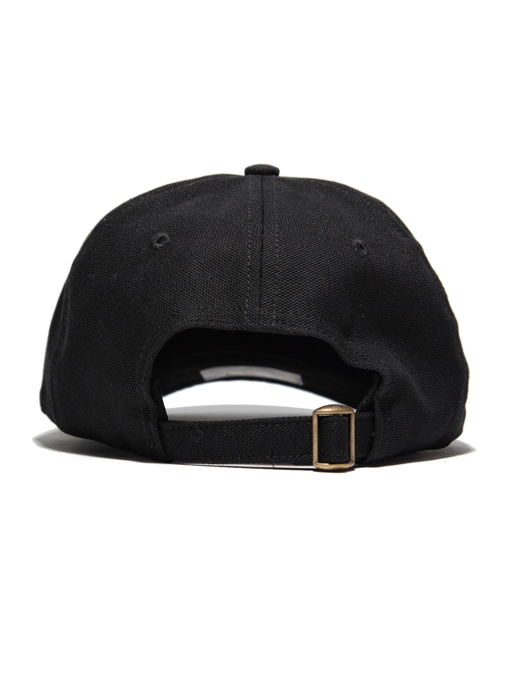Ivory Canvas Core Logo Cap 8