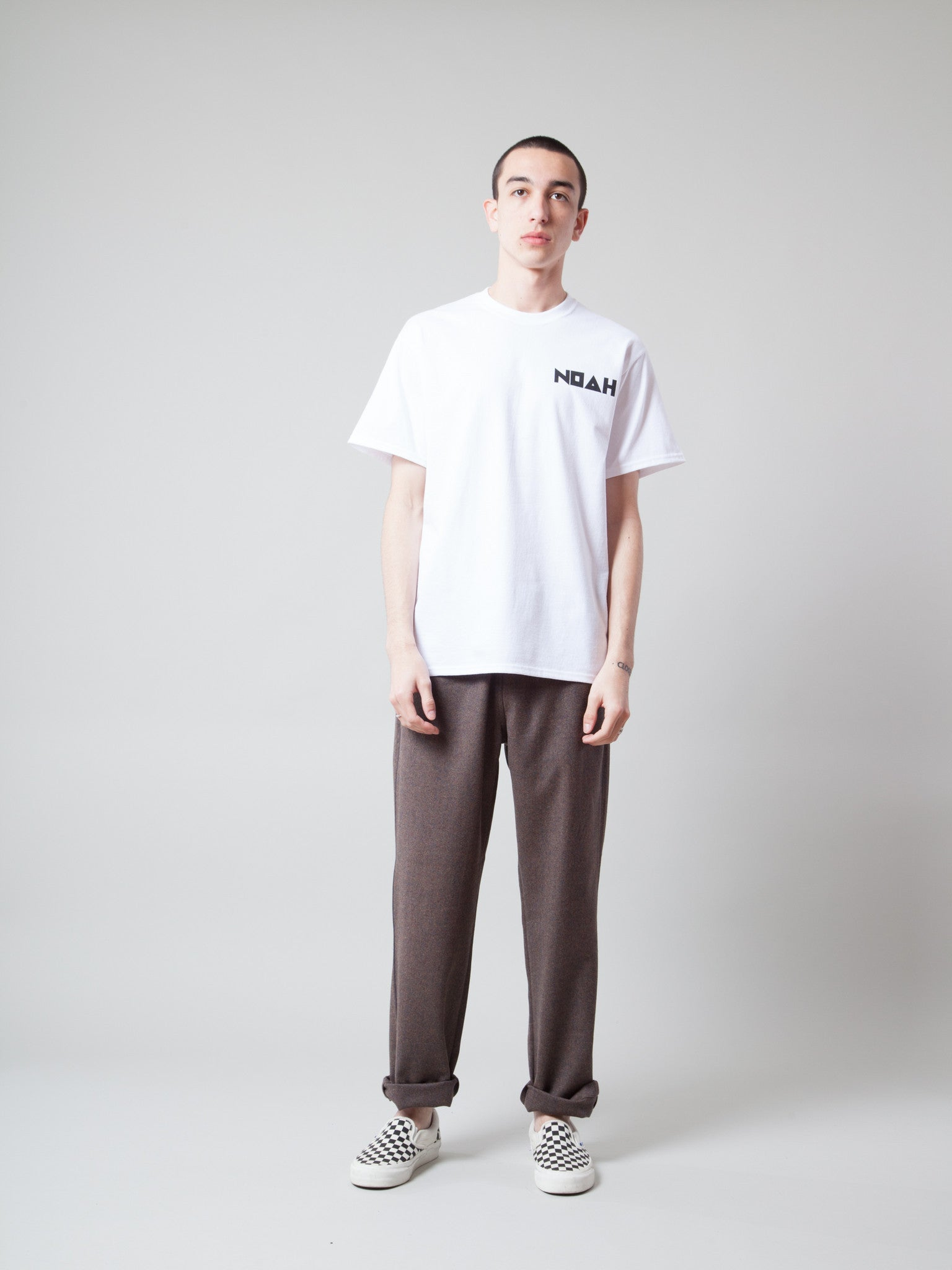 White Punk Jody S/S T-Shirt 2