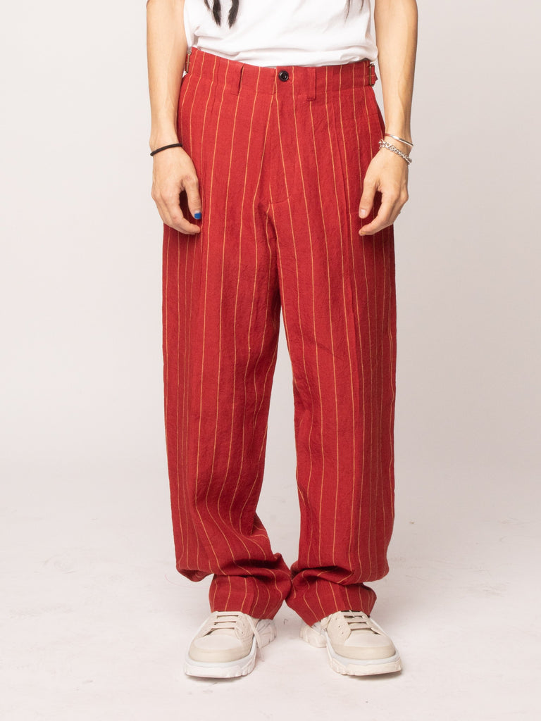 Red 70's Trouser 214286809104461