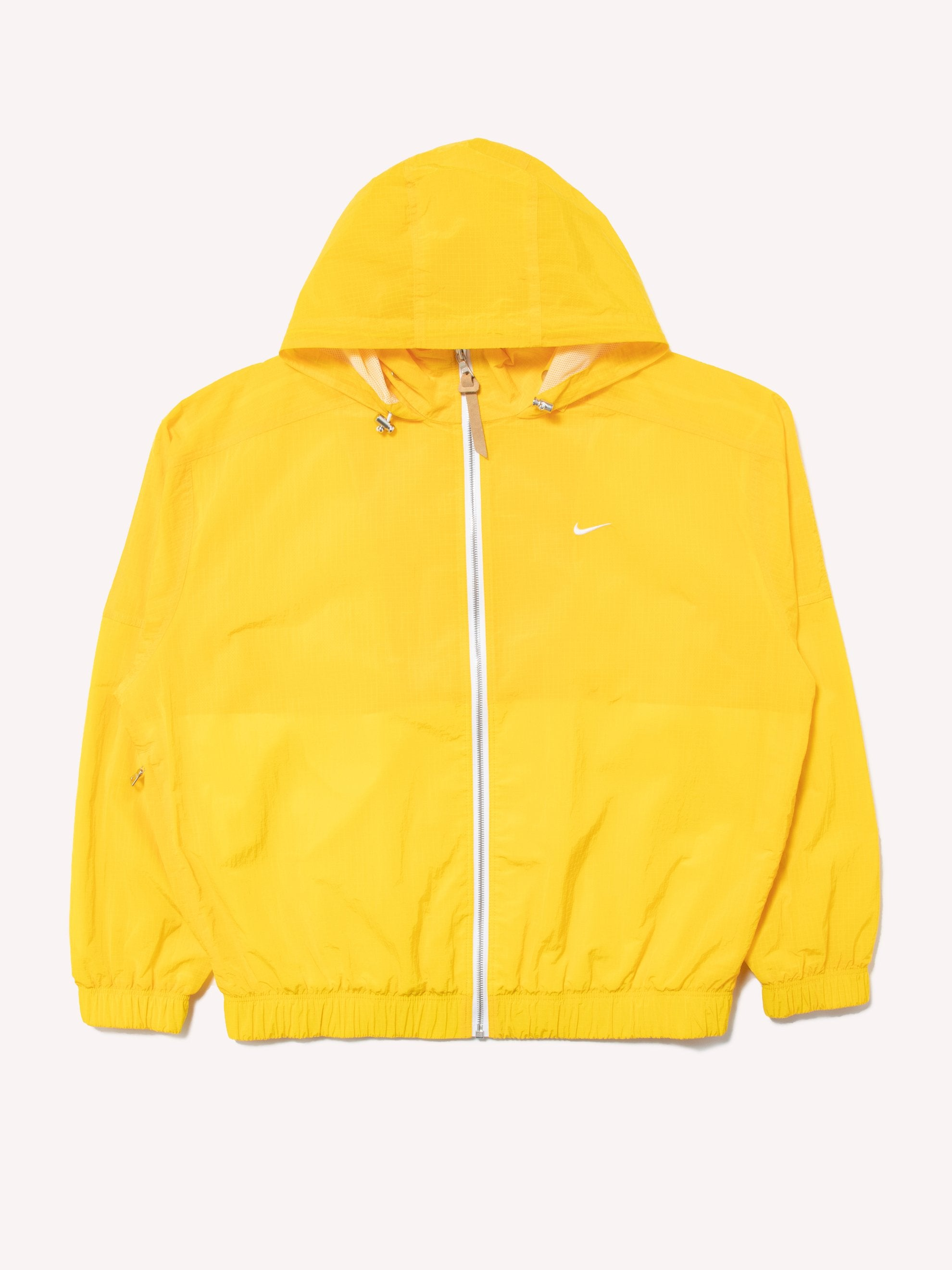 Opti Yellow Nike Made In Italy Track Jacket 1