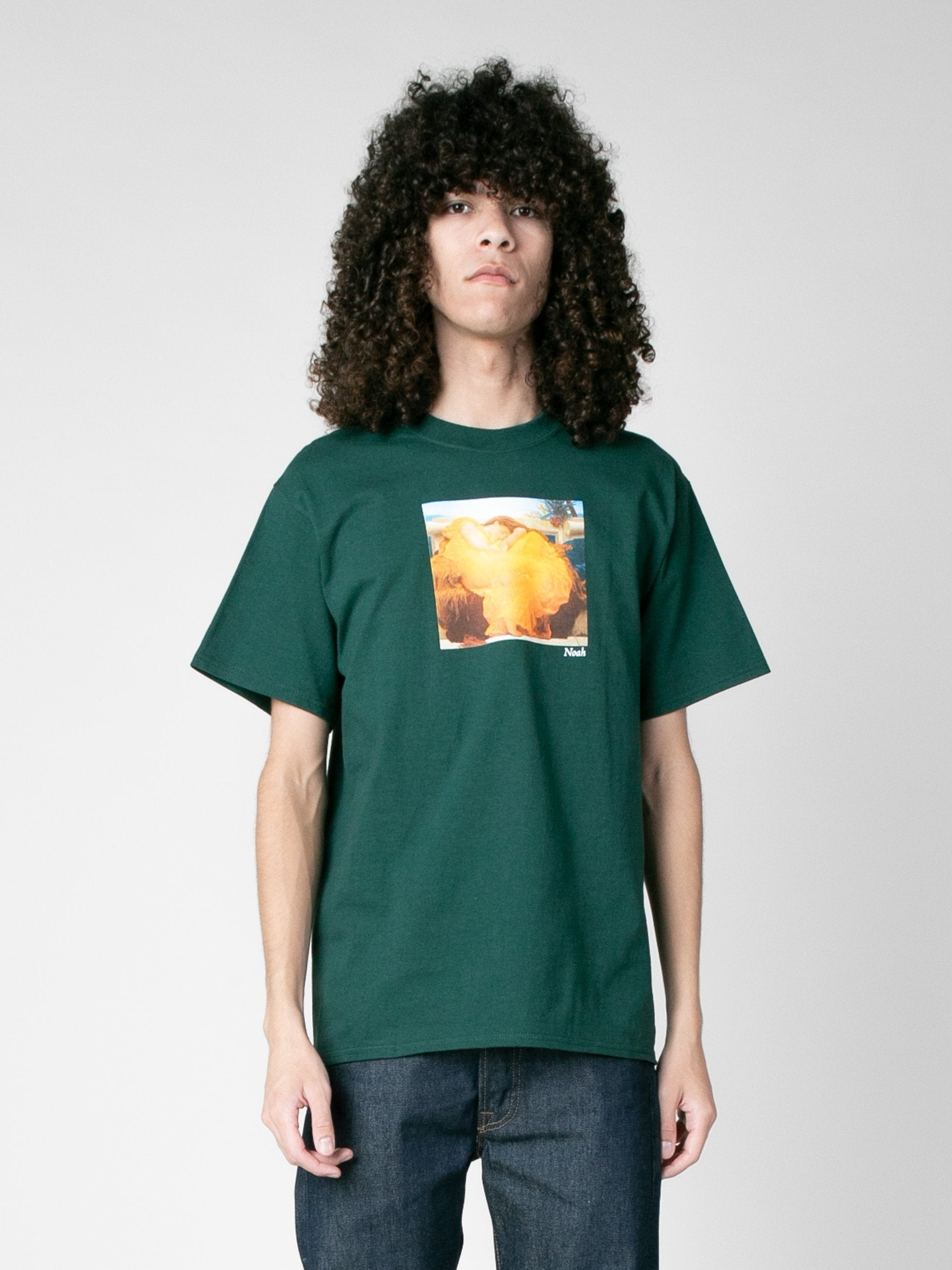 Dark Green Shall We Dance T-Shirt 2