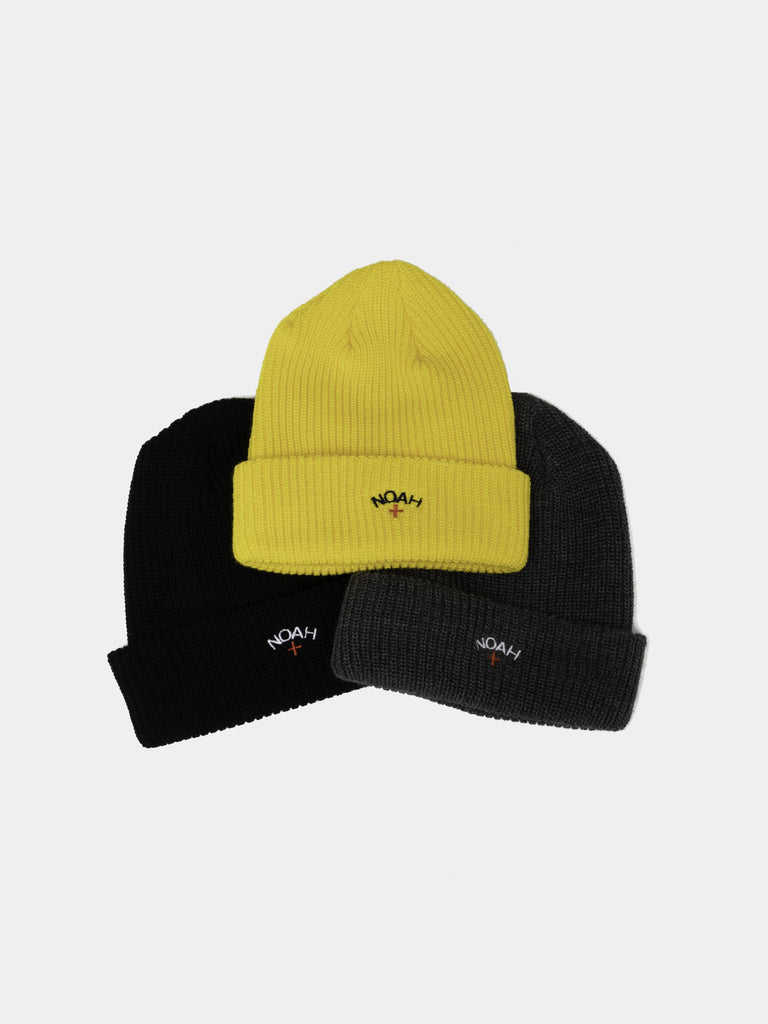 Buy NOAH Core Logo Beanie Online at UNION LOS ANGELES fc6e32a22e8