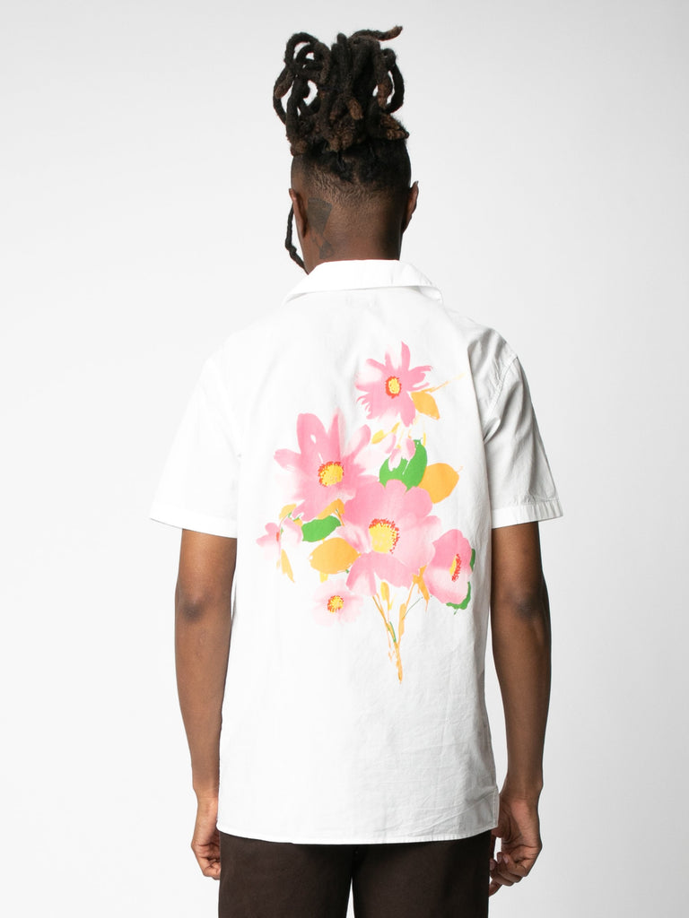 Water Color Floral Shirt14380574507085