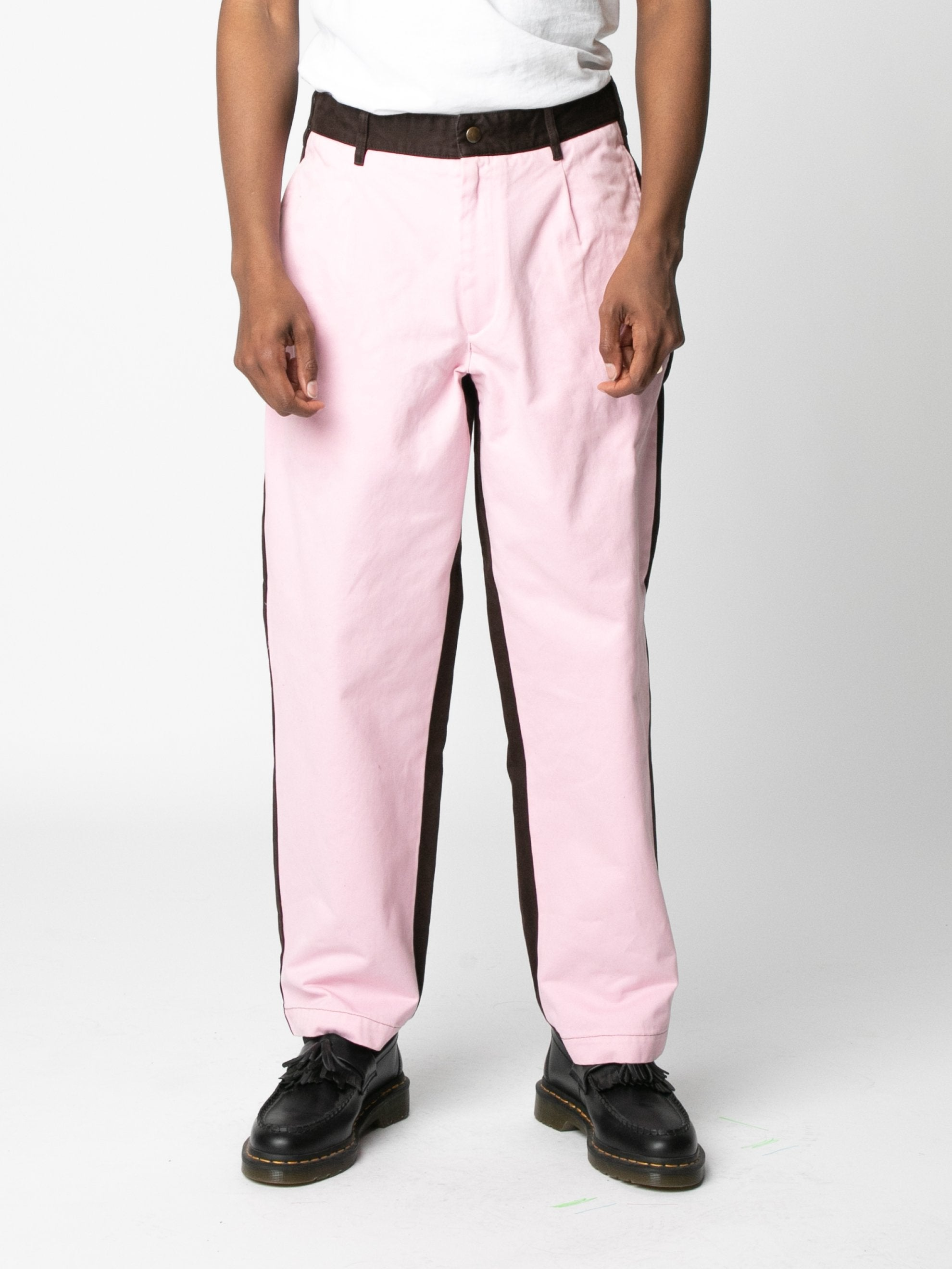 Single Pleat Chino