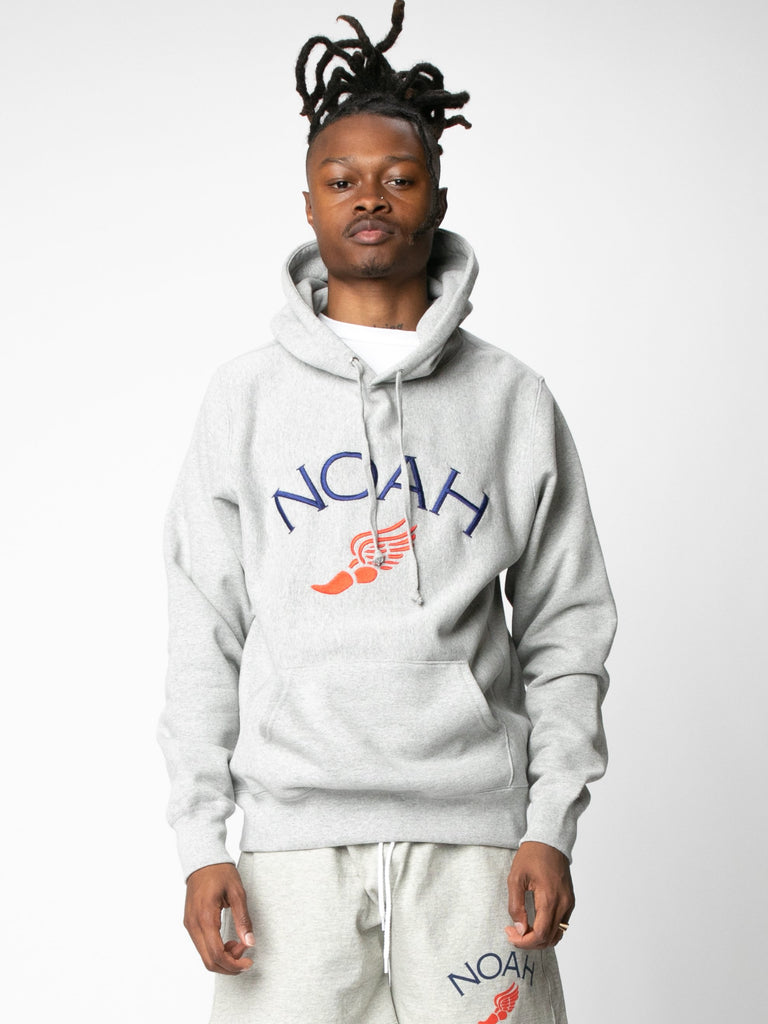 Winged Foot Embroidered Hoodie14380548751437