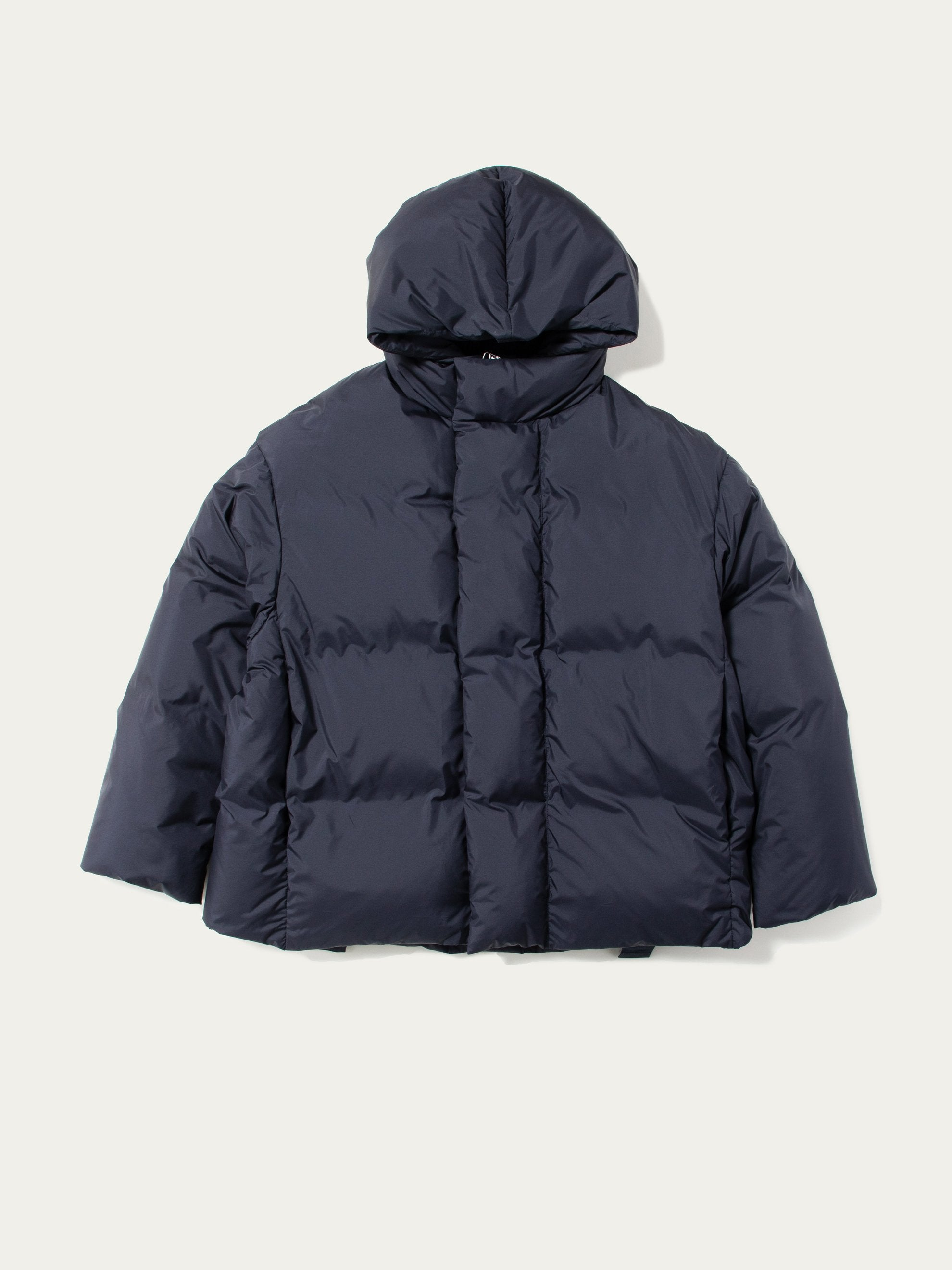Dark Blue Lithium Down Jacket 1