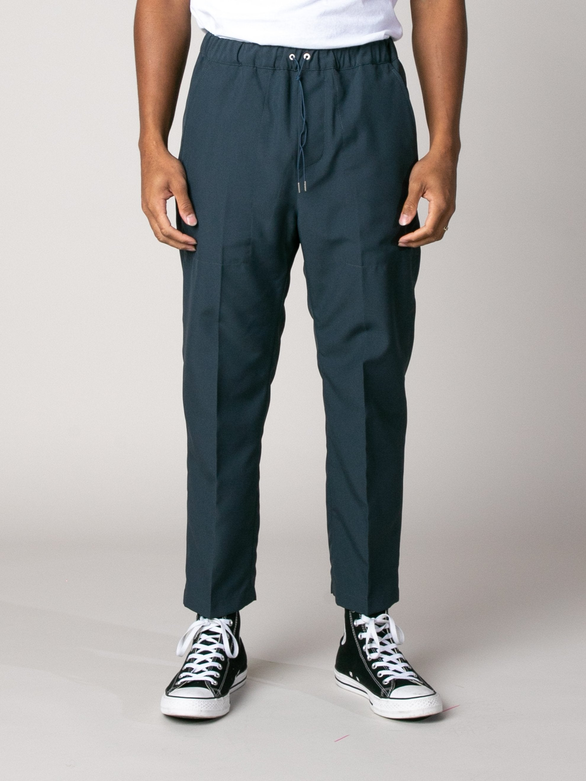 Dark Blue Shift Pant 2