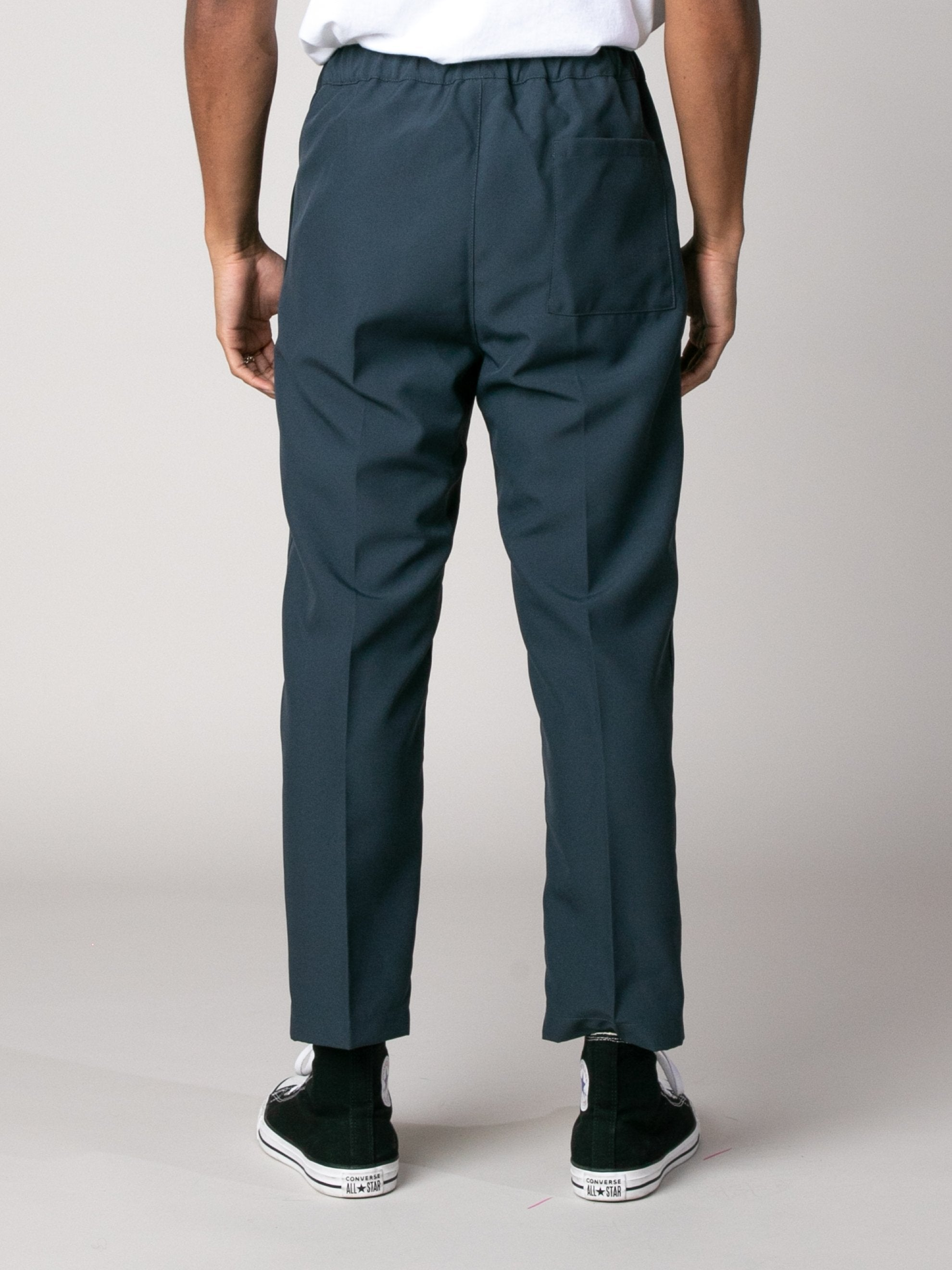 Dark Blue Shift Pant 5