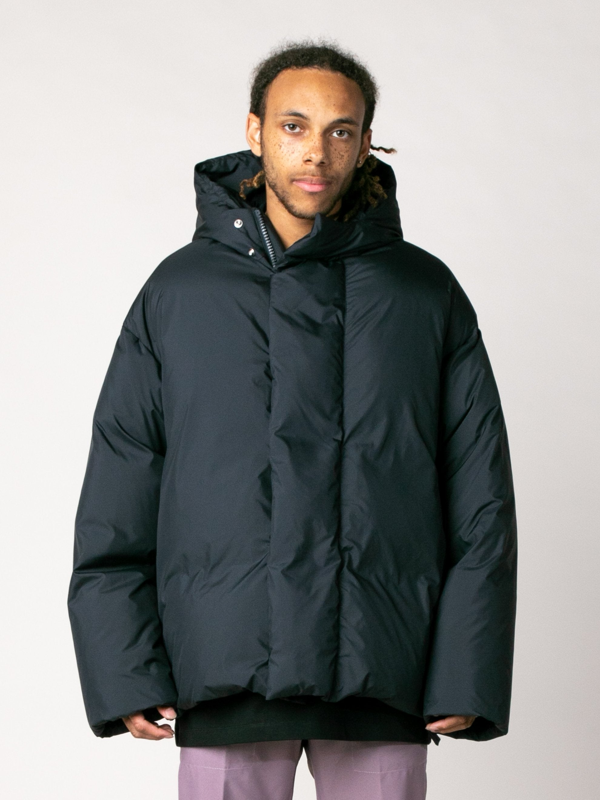 Dark Blue Lithium Down Jacket 2