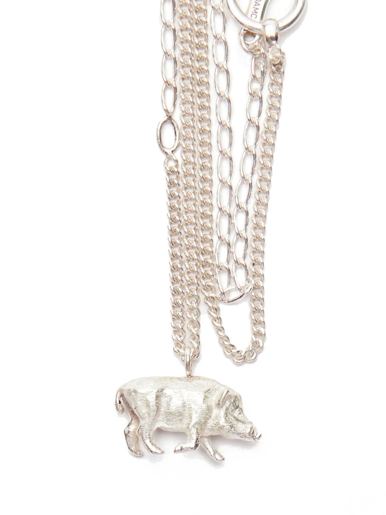 Boar Necklace