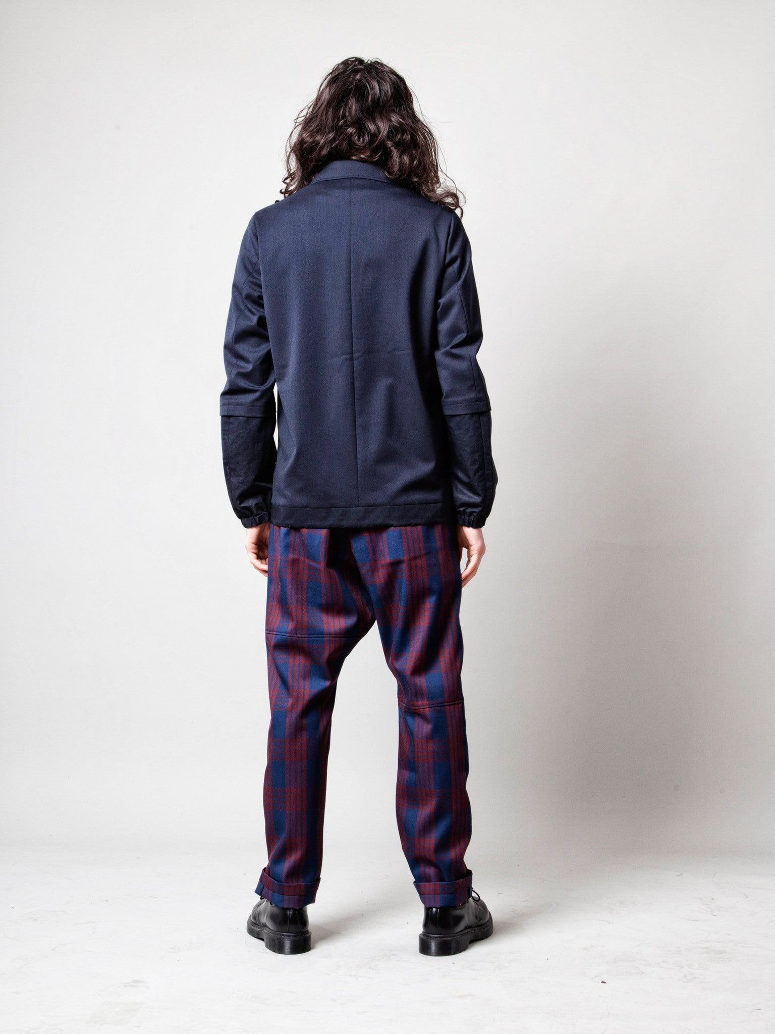 Panel Chino DC (Plaid)
