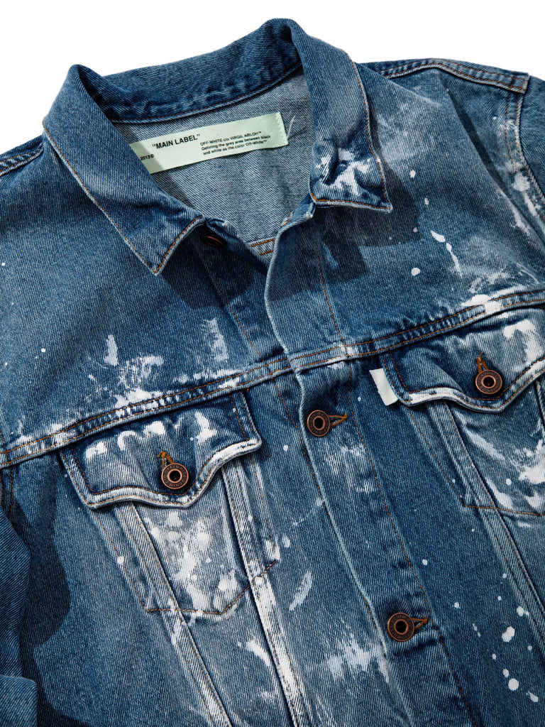 Denim Jacket Vintage Wash