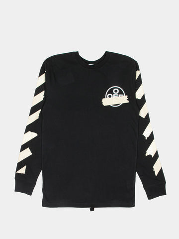 Tape Arrows L/S T-Shirt