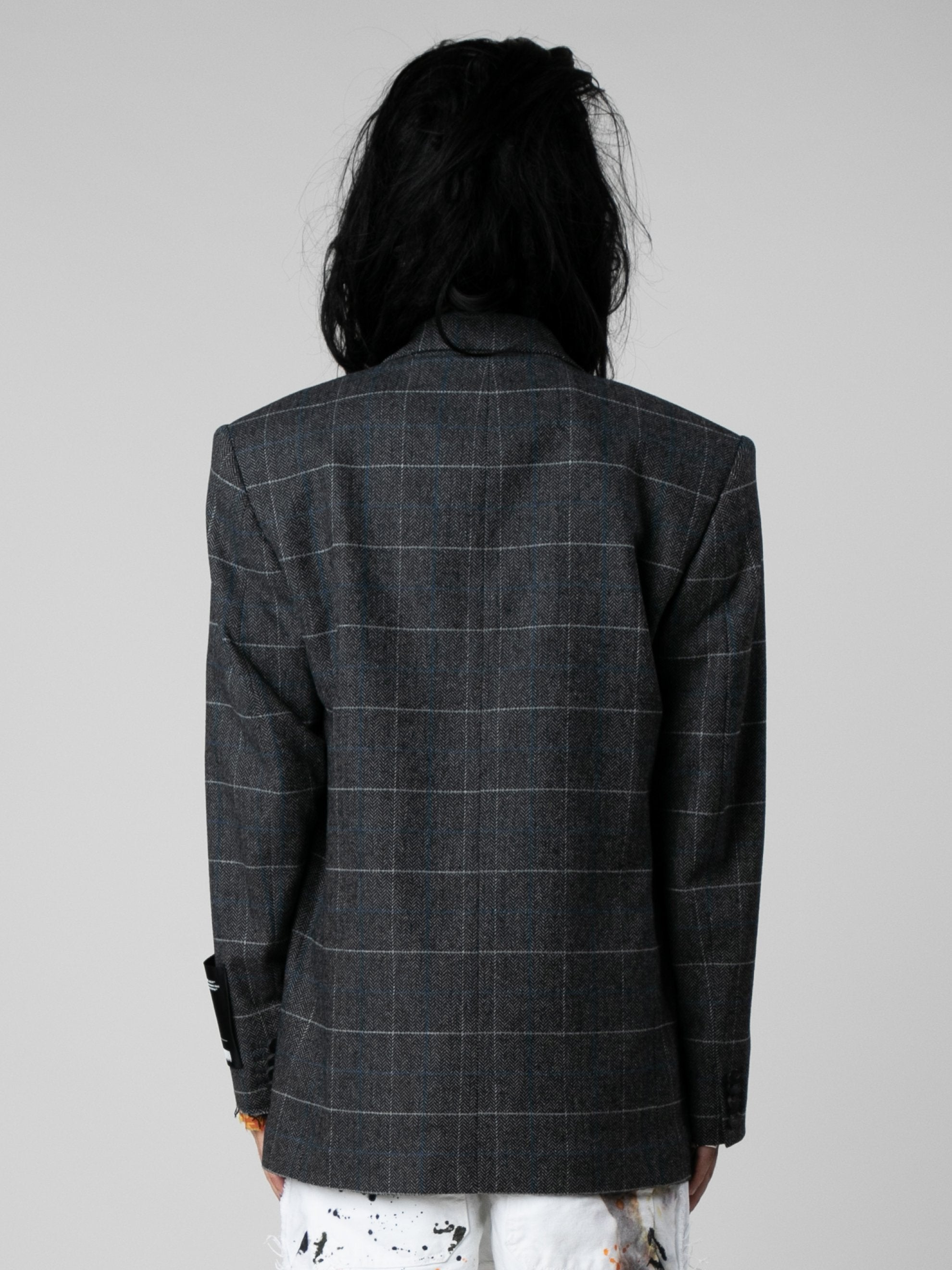 Med Grey Volume D.B. Jacket 6