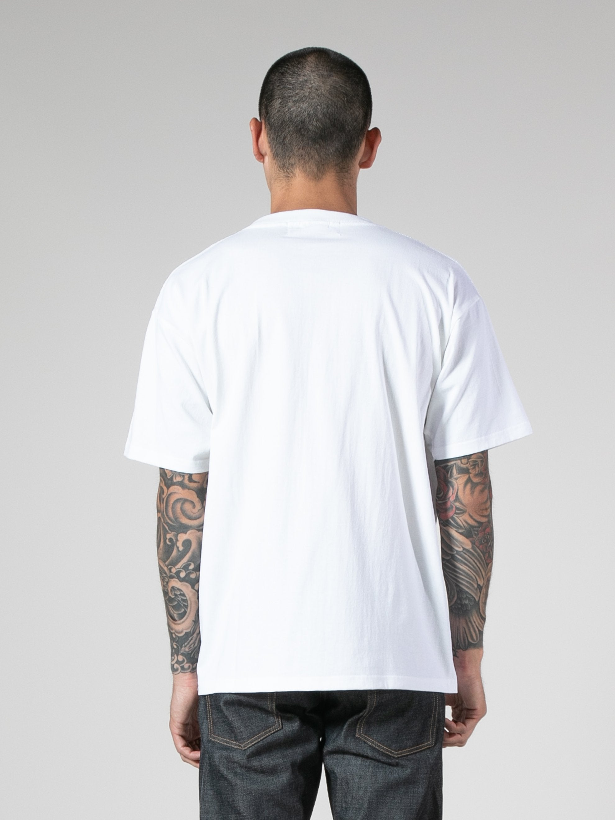White New Car T-Shirt 6