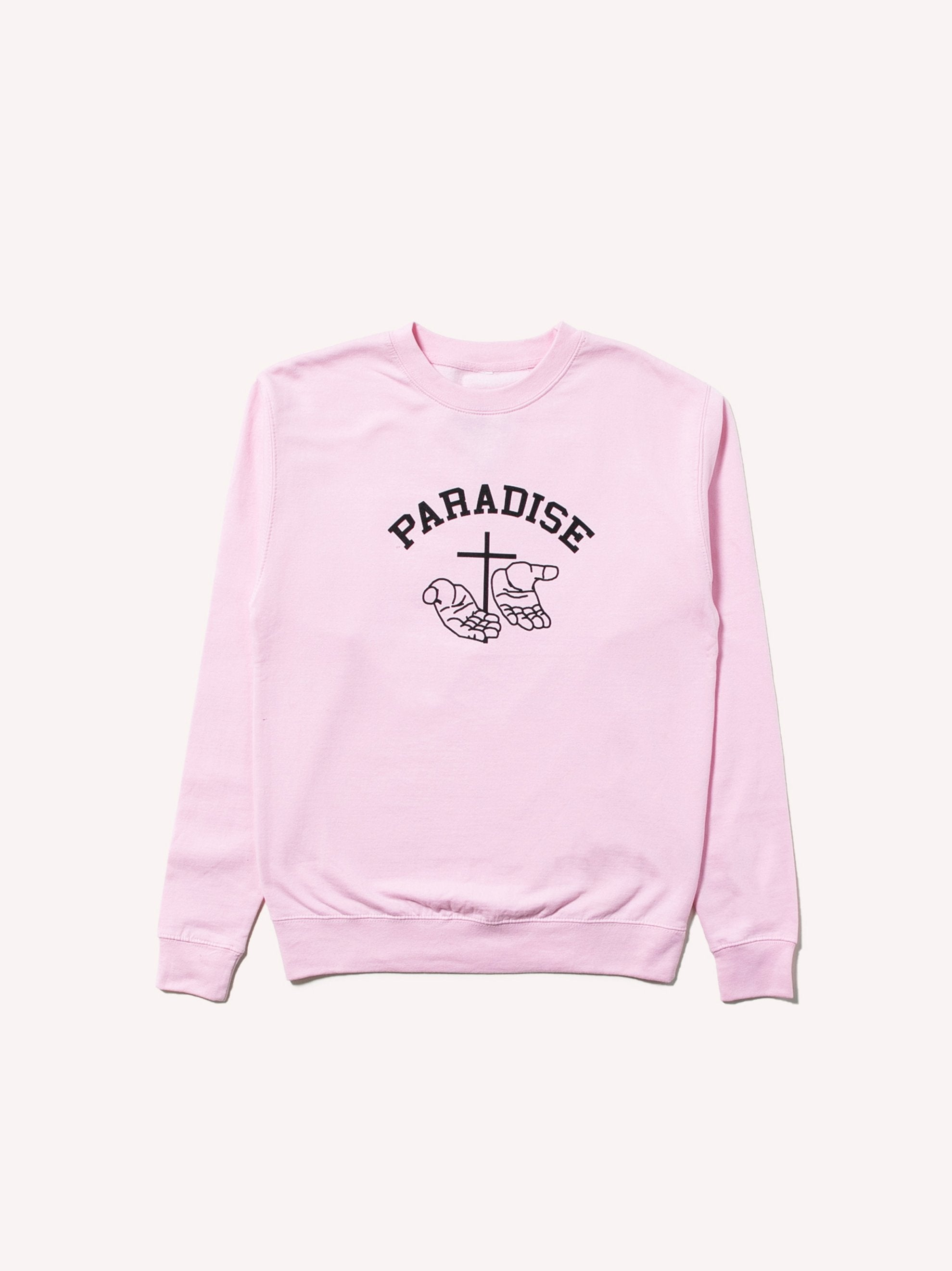 Pink Holy Hands Crew 1