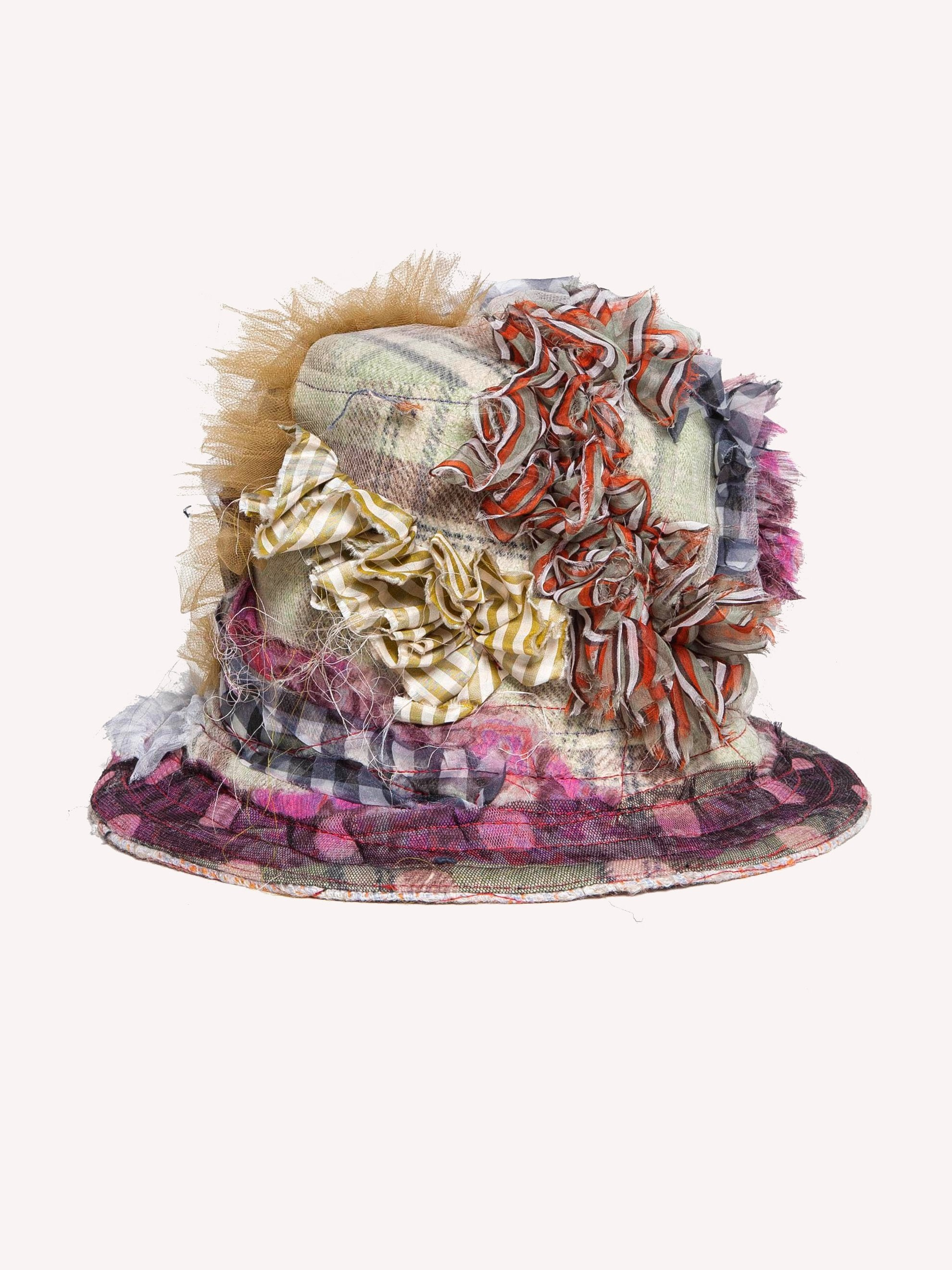 Multi / Yellow Lion Fish Hat 1