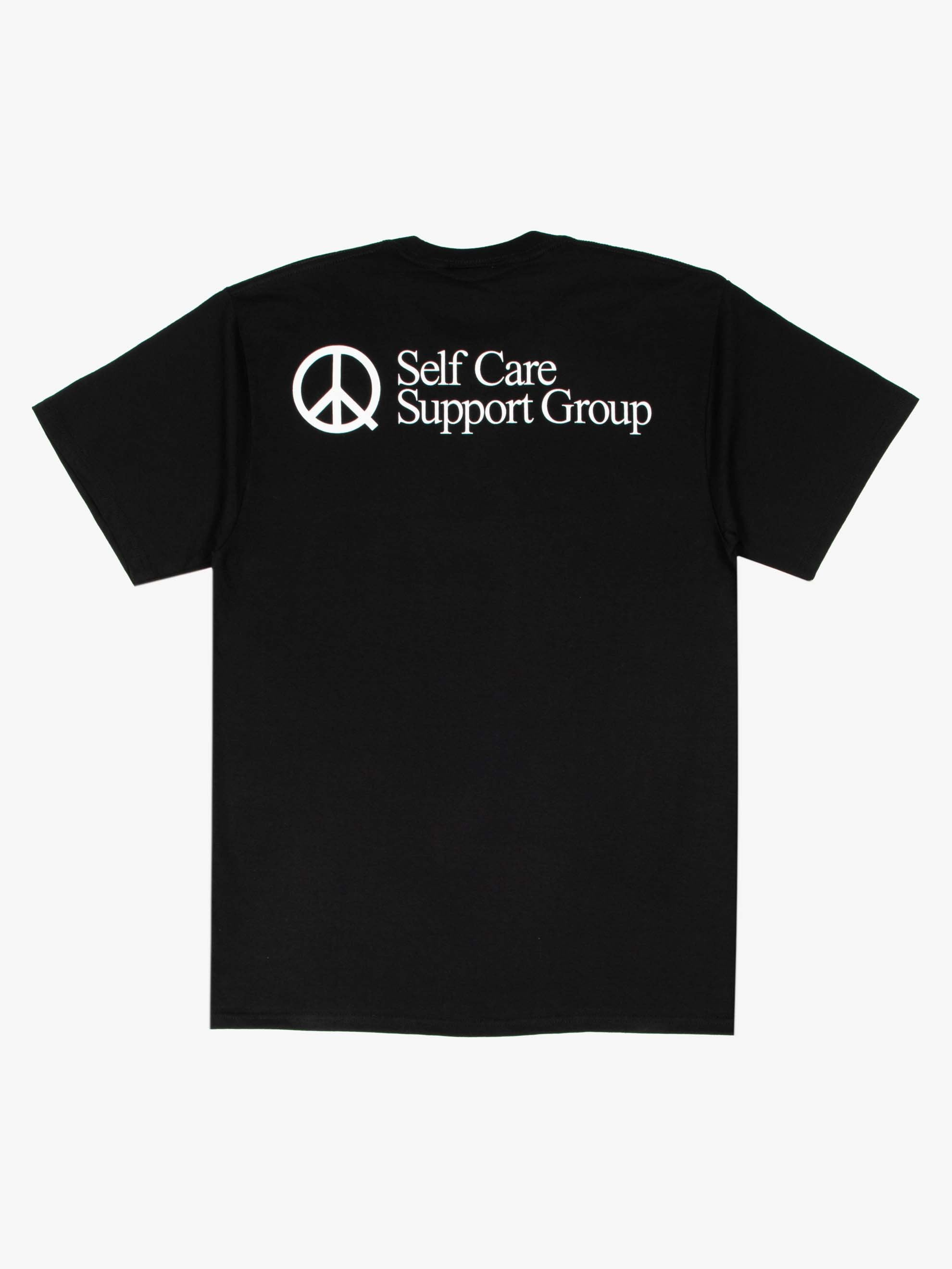 Black Selfcare T-shirt 1
