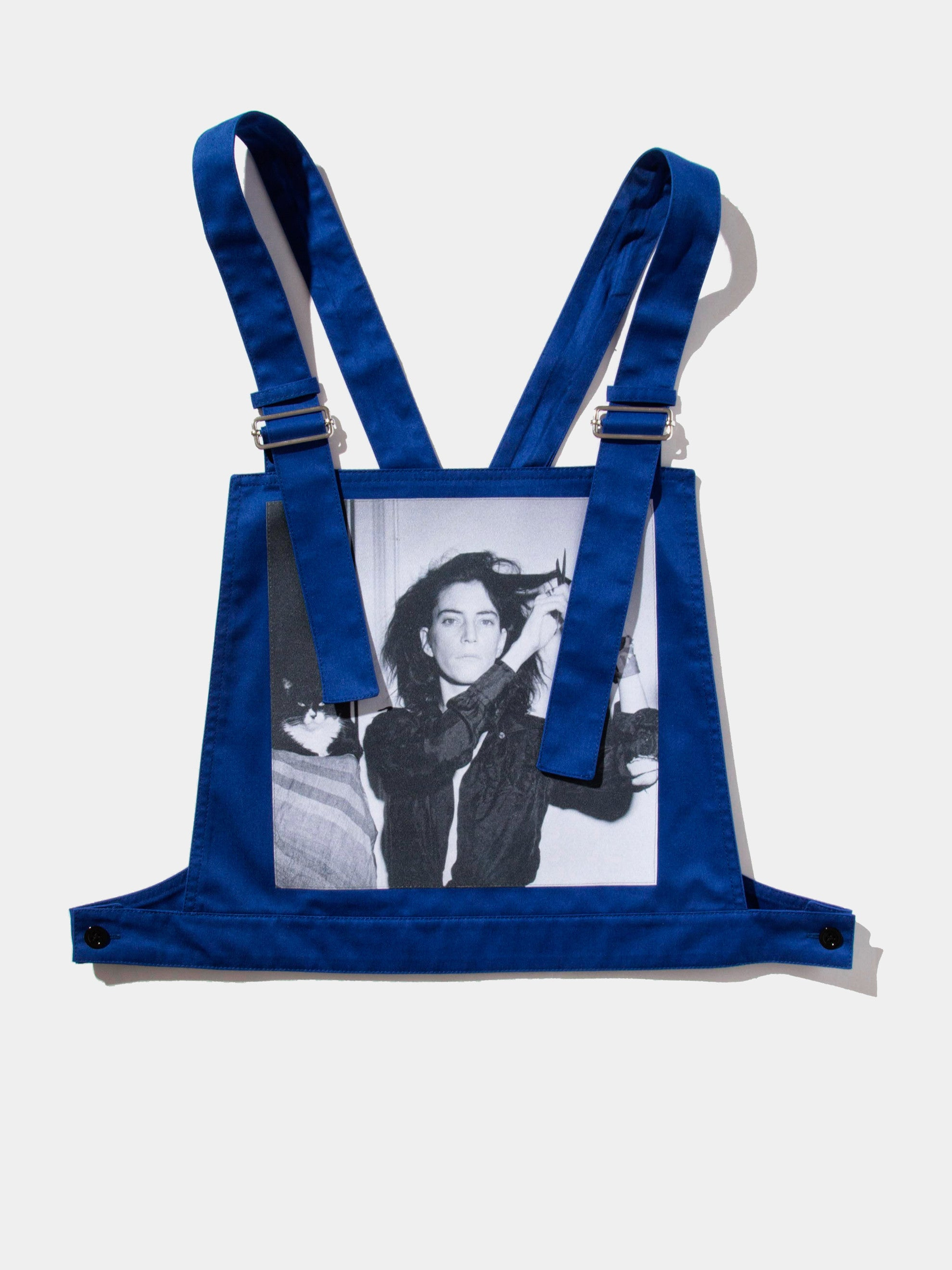 Cut-Off Dungarees (Patti Smith)