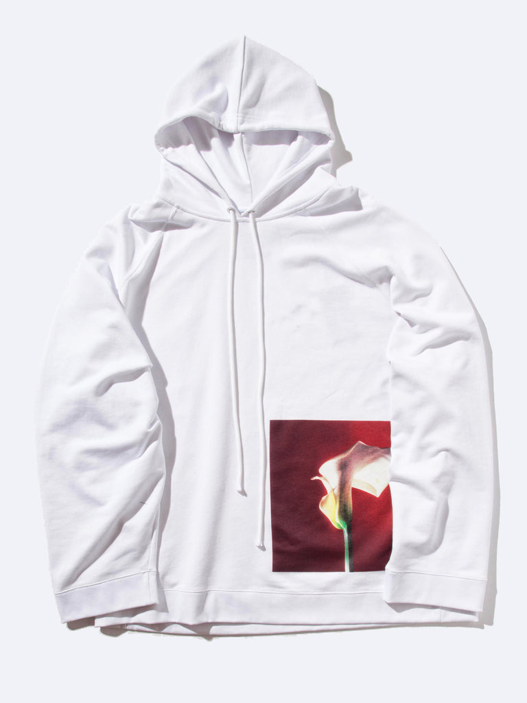 Oversized Hoodie (Calla Lily)