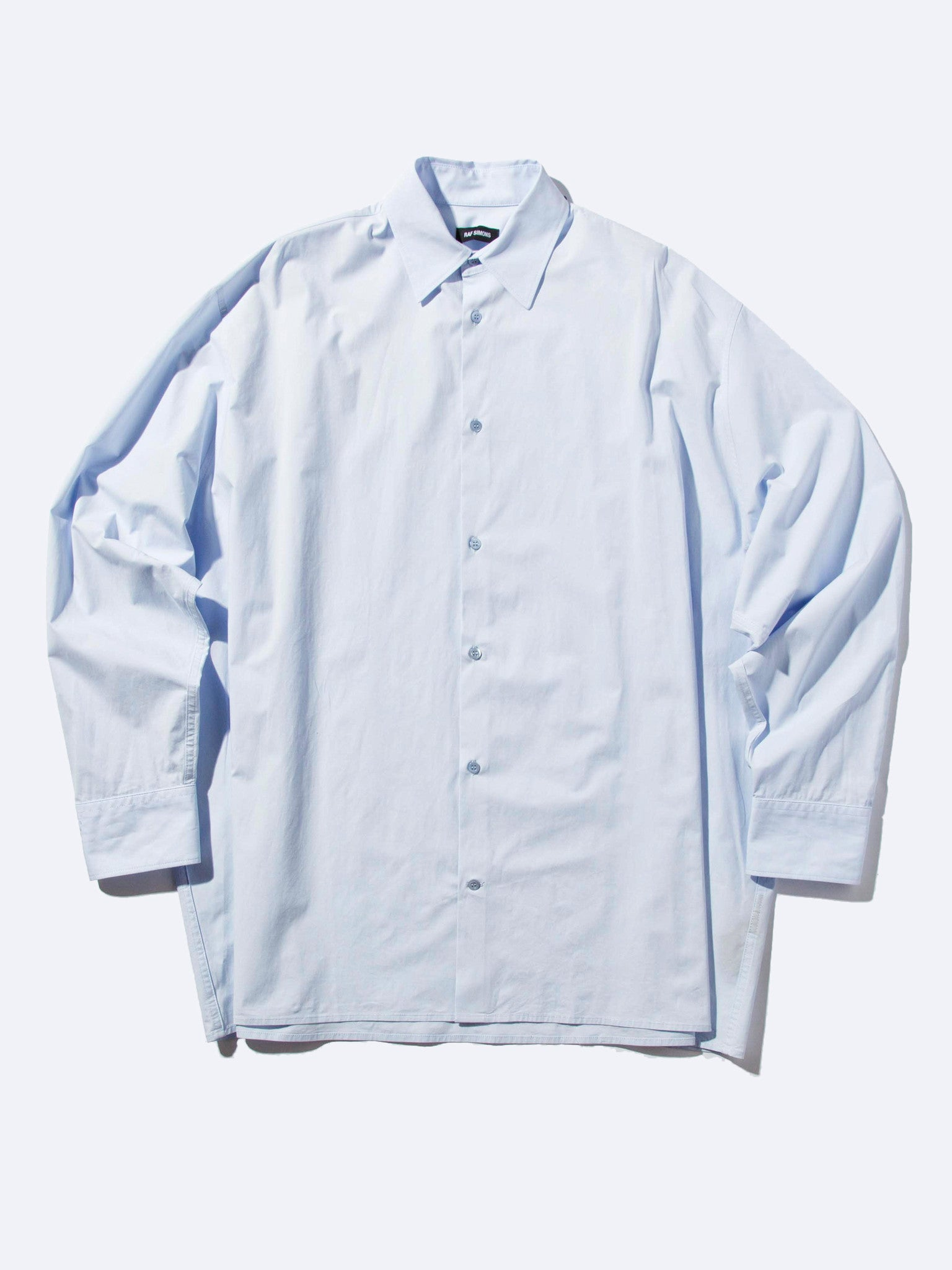 Lt. Blue Oversized Shirt 9