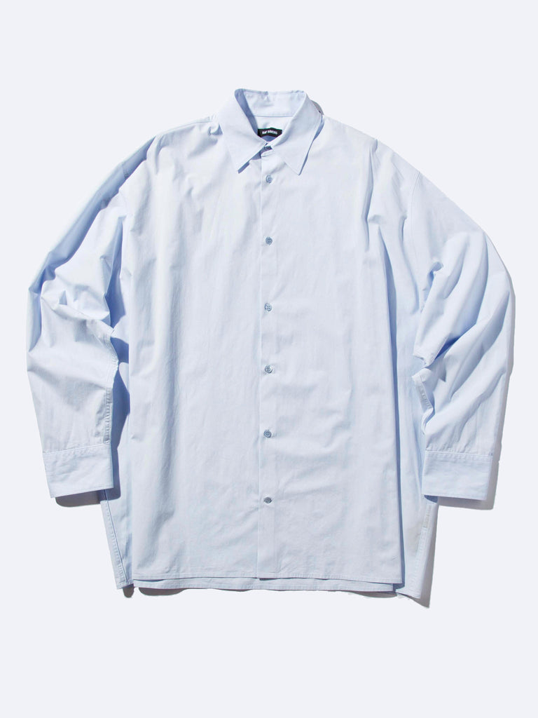 Lt. Blue Oversized Shirt 919109191113