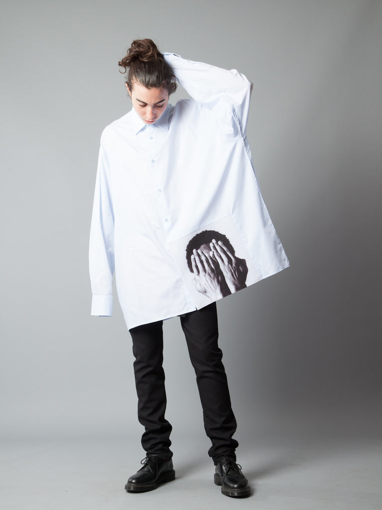 Oversized Shirt (Alistair Butler, 1980)