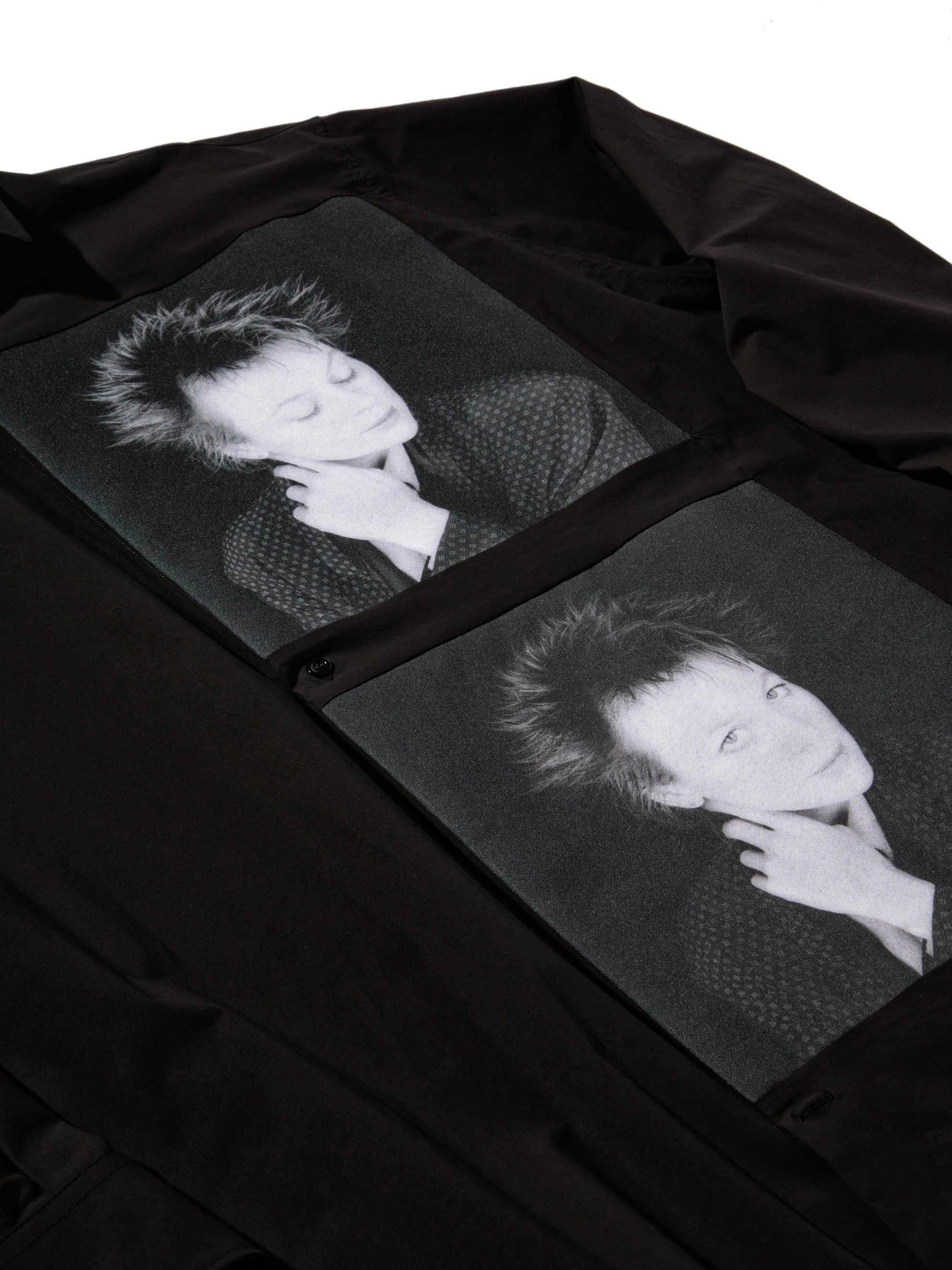 Black Oversized Shirt (Laurie Anderson, 1987) 5