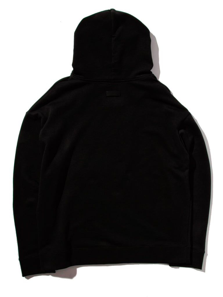 Black Regular Fit Hoodie (American Flag) 520014520073