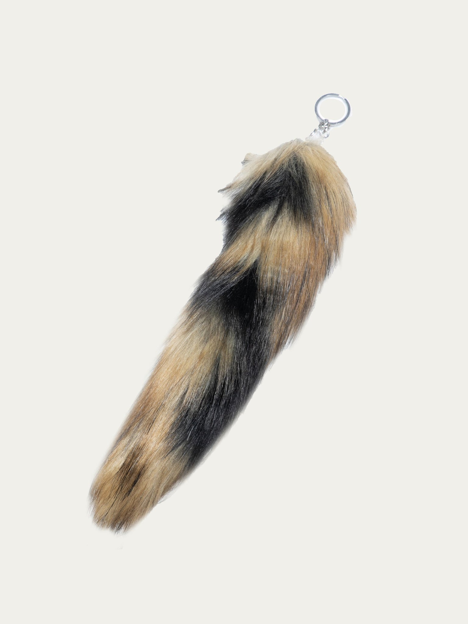 raccoon-tail-key-hanger