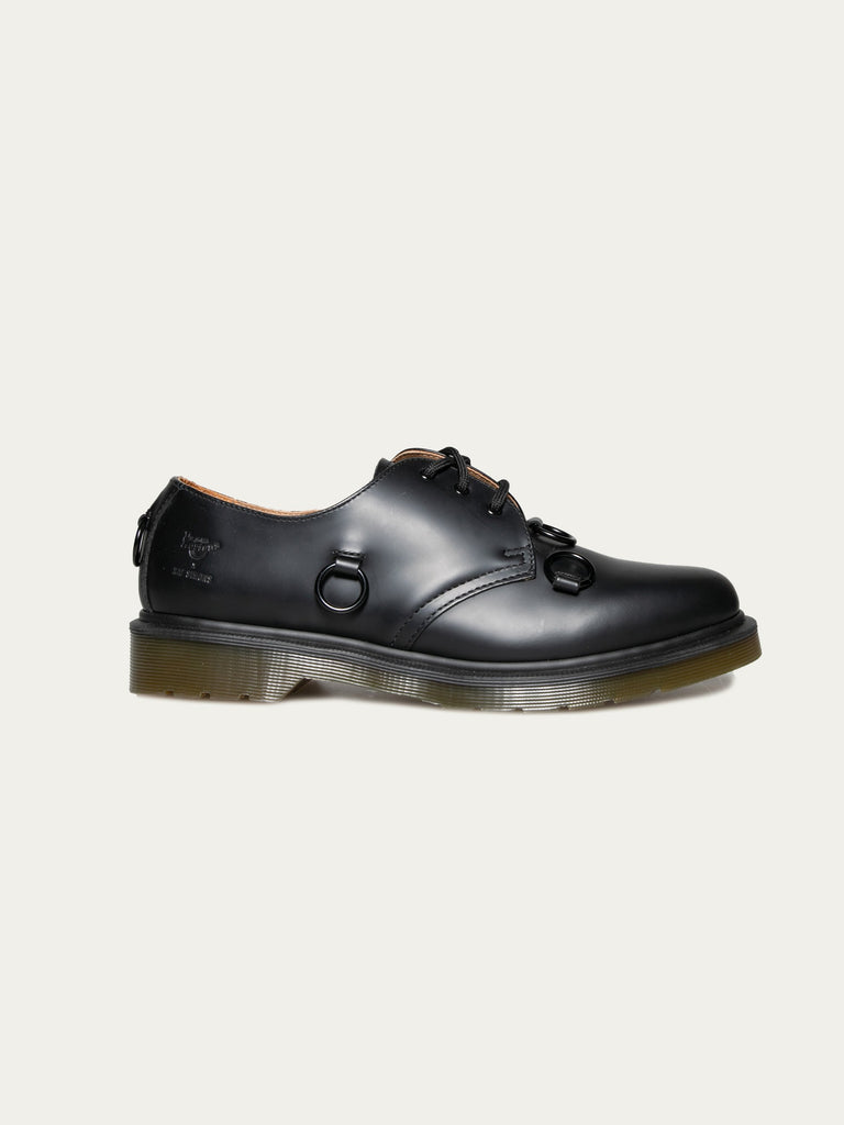 Raf Simons x Dr. Martens Low Shoe With Nickel Rings