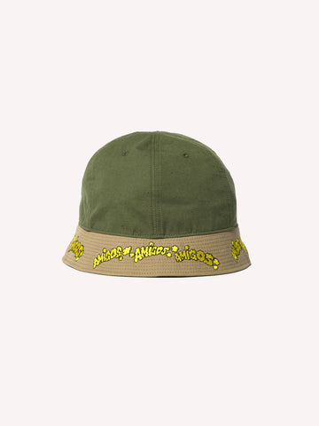 Triple Migos Bucket Hat