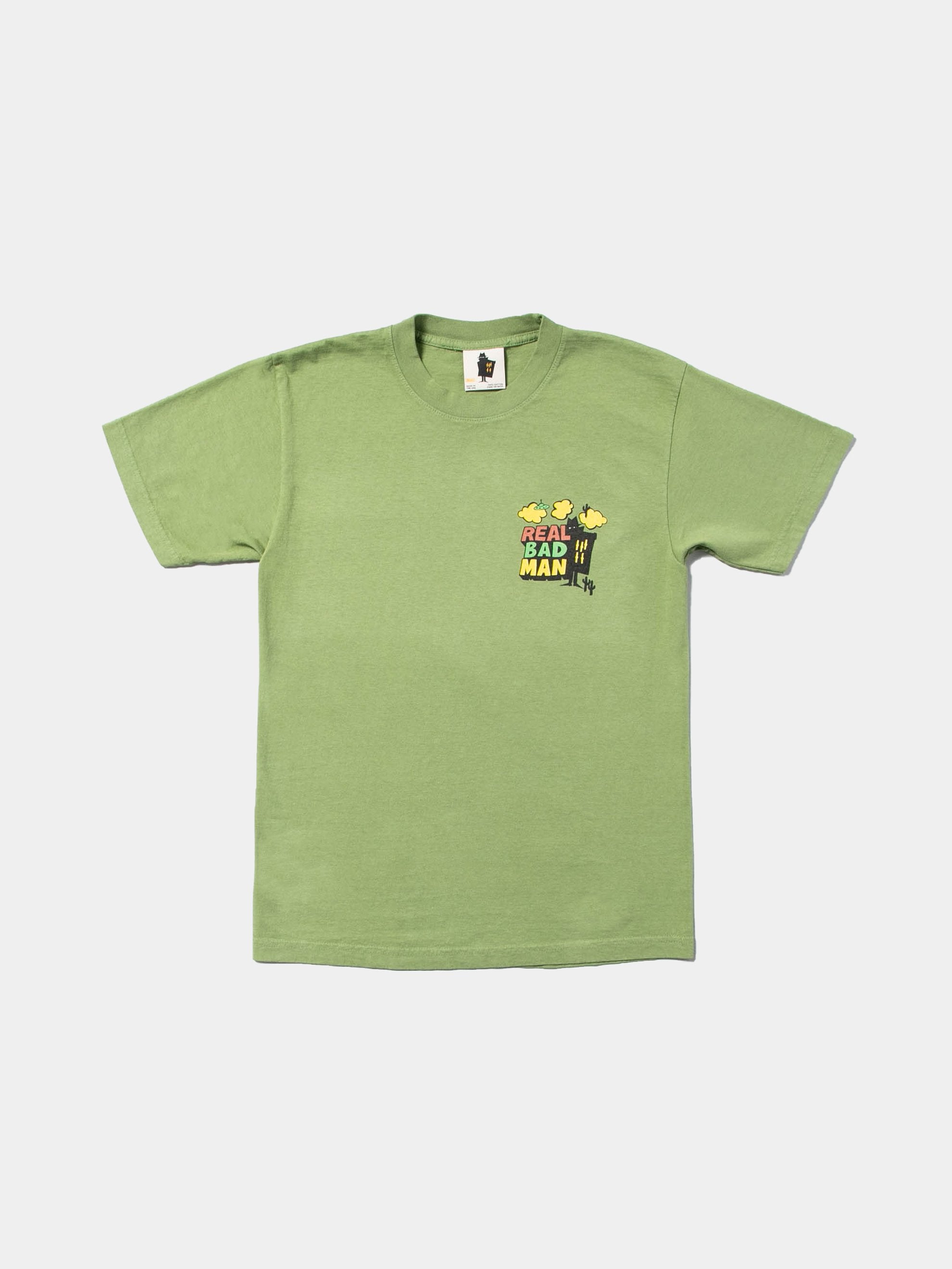 Green The Cactus T-Shirt 1