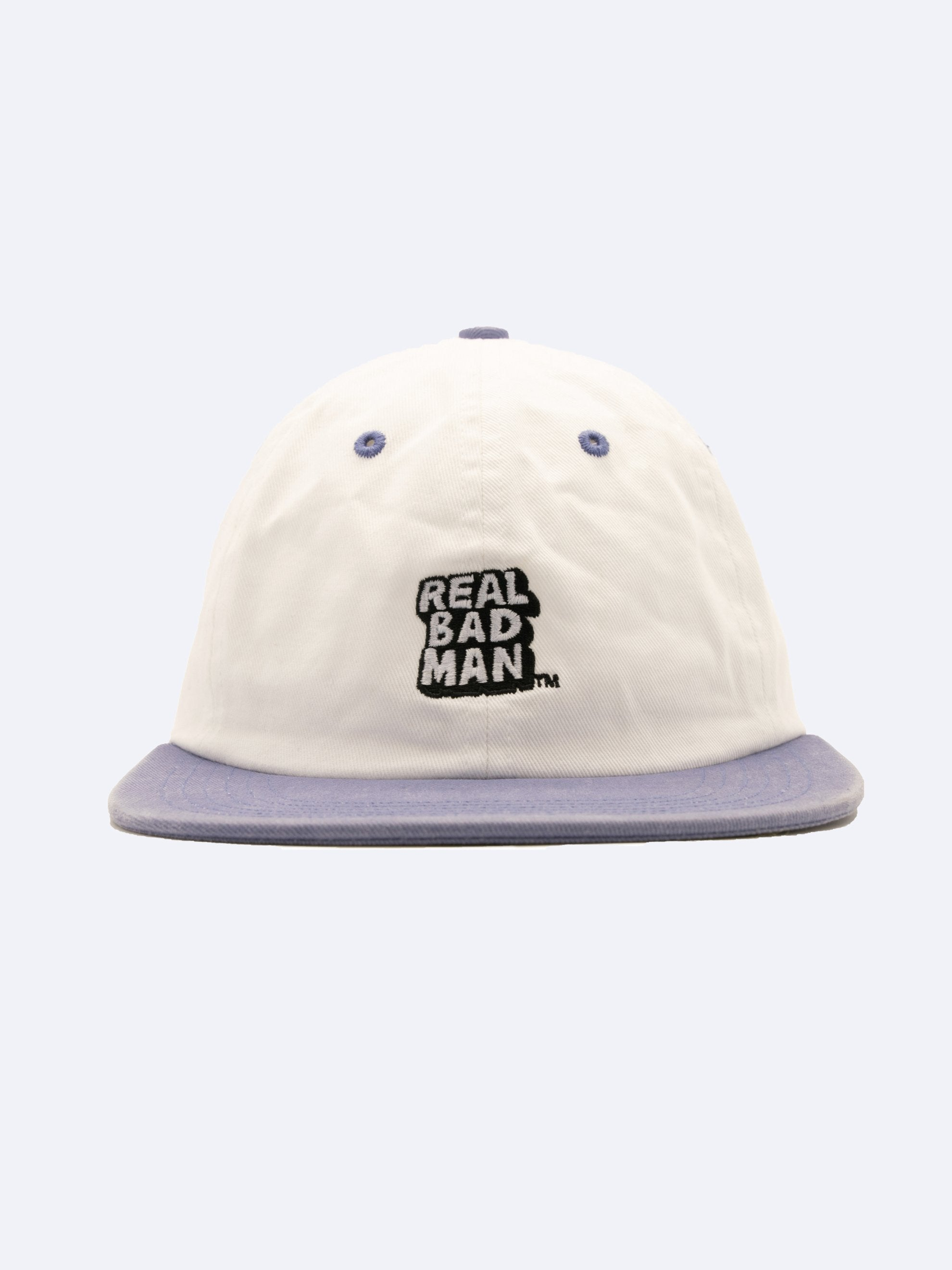 Polar Ice RBM Washed Out 6 Panel Cap 1