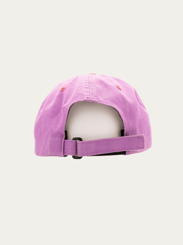 Purple/ Pink RBM Washed Out 6 Panel Cap 213520413491277